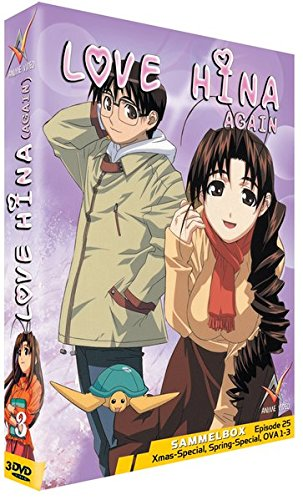 DVD-Box Vol. 03 (3 DVDs)