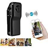 ELEGIANT MD81 Mini WiFi Wireless IP Camera Web Cam DV Camcorder For IOS Android Windows