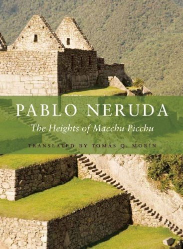 The Heights of Macchu Picchu by Pablo Neruda (30-Dec-2014) Paperback
