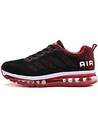 TQGOLD Zapatillas de Deportes Hombre Mujer Zapatos Deportivos Running Zapatillas para Correr