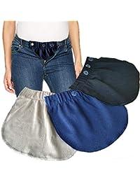Yi Zhou Souvenirs Ventre Ceinture Combo maternité Ventre Bande réglable  Pantalon élastique Enceinte Solution pour Femme af4b60d470b