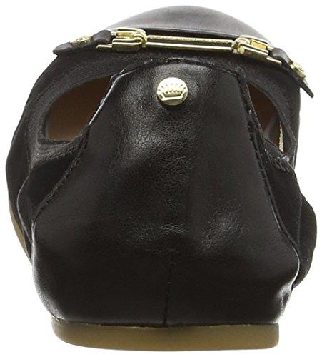 Juicy Couture Pasha, Ballerines femme Noir (noir)
