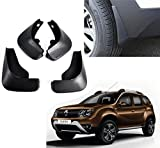VAIBN- SUPERIOR Quality Flexible Car O.E Type Mud Flaps for - Compatible for RENAULT Duster Type-2