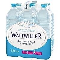 Wattwiller Eau Minérale Plate 6 x 150 cl