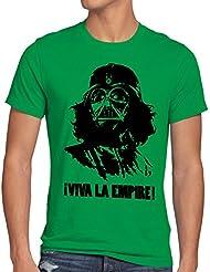 style3 Viva La Empire Camiseta para hombre T-Shirt guevara revolución