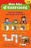 Telecharger Livres Exercices ludiques et francais et de calcul 7 9 ans (PDF,EPUB,MOBI) gratuits en Francaise