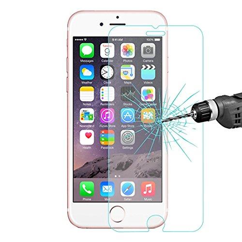 Proteggi il tuo iPhone, Enkay Cappello-Prince 2 in 1 carattere creativo del modello trasparente TPU Custodia protettiva + 0,26 millimetri 9H + Surface di durezza 2.5D a prova di esplosione di vetro te S-IP6S-3001K