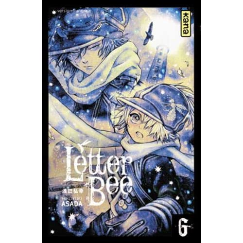 Letter Bee, tome 6