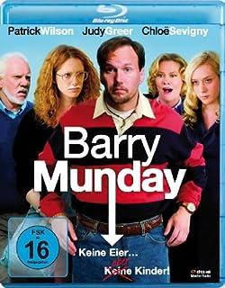 Die Barry Munday Story - Keine Eier ... aber Kinder! [Blu-ray]