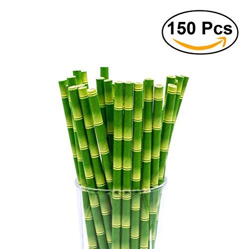 ounona-150pcs-biodegradables-pajitas-de-papel-bamb-pajitas-de-bebidas-para-fiestas-decoracin