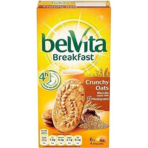 Belvita Colazione Biscotti - Avena Croccanti (6X50g) (Confezione da 6)