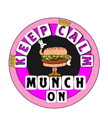 keep-calm-munch-on-voiture-autocollant-car-sticker-sign-pink
