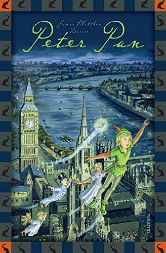 Peter Pan (Anaconda Kinderklassiker): Neuübersetzung / vollständige Ausgabe Peter Pan Darling