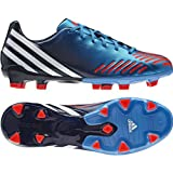 adidas Predator Absolado LZ TRX FG, Fußballschuhe Herren, blau - Blu (Bleu, Rouge, Blanc et Noir) - Größe: 39 1/3