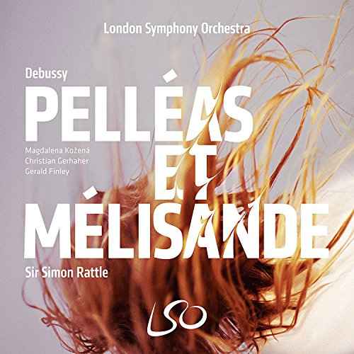Debussy: Pelleas et Melisande (3 SACD hybrid +Audio Blu-Ray)