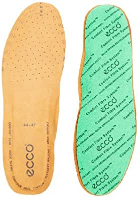 ECCO Men's Cut to Size Inlay Insole, Brown, 11.5 UK, 46 EU
