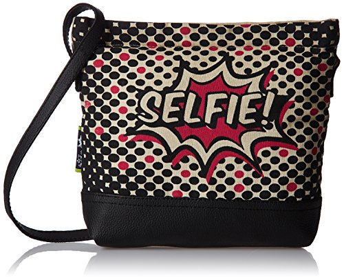 Kanvas Katha Women\'s Handbag (Multi-Colour) (KKSAMZMAY003)