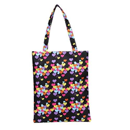 Smrbeauty donna borse, borsa a tracolla crossbody pochette a busta ragazza, tela borsetta zaino a tracolla borsa a mano tracolla borsetta borsa per il petto borsa (d)