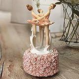 Powzz ornament Engel Ornamente, Schöne Engel, Moderne Minimalistische Kreative Schlafzimmer, Kinderzimmer 7. Geburtstag, 11 * 11 * 19Cm