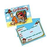 Lutz Mauder Lutz mauder25820Pirat Pit Planke Einladung Karten Set