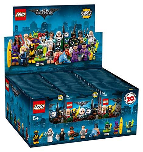 LEGO Minifigures 6213821 Spezial Display The Batman Movie Limited Edition Box 60 Stück
