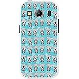 Fancy A Snuggle - Custodia Rigida per telefoni cellulari, Motivo: unicorni, plastica, Rows Grey Cuddly Koala Bears, Samsung Galaxy Ace 4