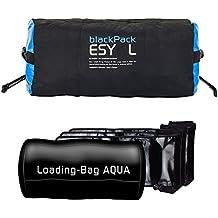 blackPack ESY TOP - Kit de saco de arena (incluye 3 bolsas interiores SAND y 1 bolsa interior AQUA)
