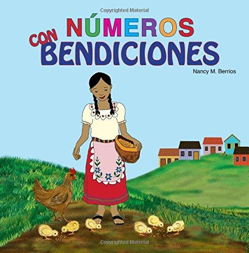 Numeros con BENDICIONES por Nancy M. Berrios