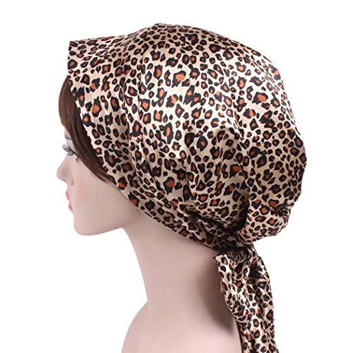 FORLADY Damen Stirnband Gr. Einheitsgröße, leopardenmuster