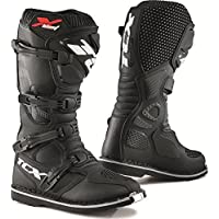 9670 - TCX X-Blast Motocross Boots 45 Black (UK 10)