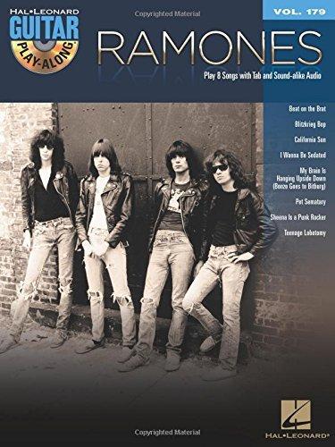 Ramones Songbook: Guitar Play-Along Volume 179 (English Edition) (Videos Ramones)