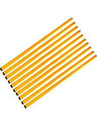 Set de 10x picas 160 cm, amarillo