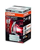 OSRAM XENARC NIGHT BREAKER UNLIMITED D1S HID, lámpara de xenón, lámpara de descarga, 66140XNB-HCB, 1 unidad