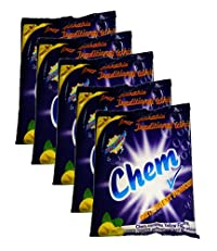 Ultra Chem Detergent Powder 200g, Pack of 5