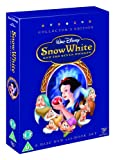 Snow White And The Seven Dwarfs (2 Disc Edition with Book) [DVD]