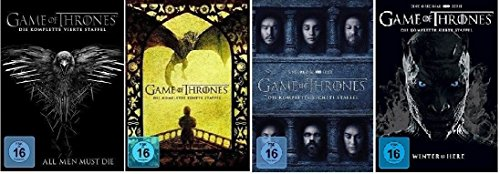 Produktbild Game of Thrones Staffel 4-7 (4+5+6+7) [DVD Set]