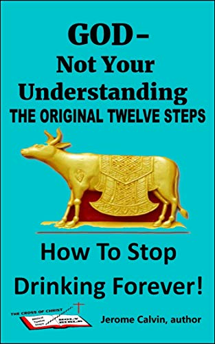 THE ORIGINAL TWELVE STEPS, God - Not Your Understanding: How To Stop Drinking Forever! (English Edition)