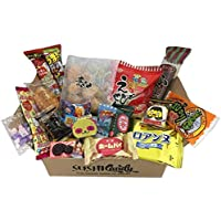 20 Japanese candy box gift DAGASHI set japanese sweets and snack food japanese kitkat