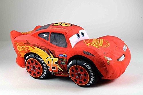 Disney CARS 3 Peluche RAYO McQUEEN Grande 40cm - 100% Original OFICIAL