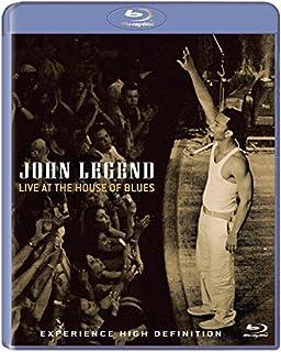 Live At the House Of Blues [Blu-ray] [2007] [Region Free] by John Legend (B000H7JD4U) | Amazon price tracker / tracking, Amazon price history charts, Amazon price watches, Amazon price drop alerts