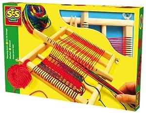 Ses - 00897 - Loisir Créatif - Jeu De Tissage