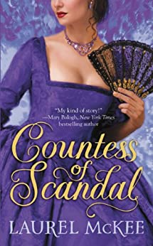 Countess of Scandal (The Daughters of Erin Book 1) by [McKee, Laurel]