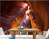YUANLINGWEI Benutzerdefinierte Wandbild Tapete 3D Bergspitze Muster Wohnen Zimmer Wand Dekoration Wandbild Tapete,50Cm (H) X 70Cm (W)