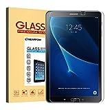 Samsung Galaxy Tab A 10.1 Panzerglas Displayschutzfolie, Nearpow Schutzfolie 9H Härte, Anti-Kratzen, Anti-Öl, Anti-Bläschen, lebenslange Garantie