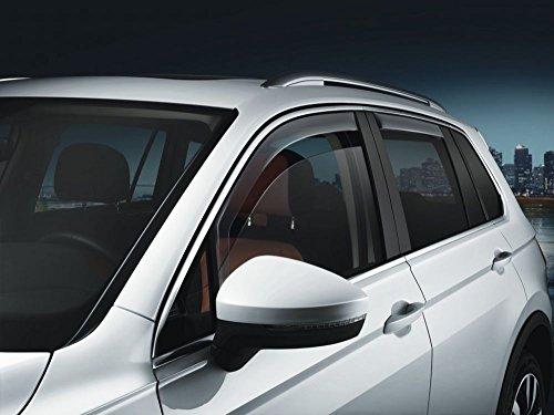 Windabweiser Türen vorn Original VW Tiguan MQB Acrylglas 5NA072193 HU3