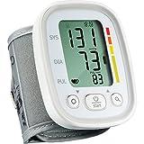 Wrist Blood Pressure Monitor, ATMOKO Adjustable Wrist Cuff Large Display Screen 120 Memories
