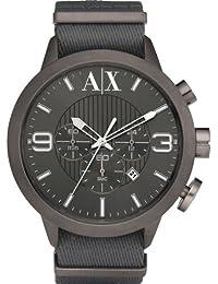 0b5e9cfcf398 Amazon.es  Armani Exchange - Incluir no disponibles  Relojes