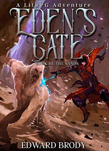 Eden's Gate: The Sands: A LitRPG Adventure (English Edition)