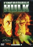 l' incredibile hulk. stagione 2 (6 dvd) regia di p [Italia]