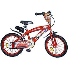 TOIMS Cars Vélo Enfant Garçon